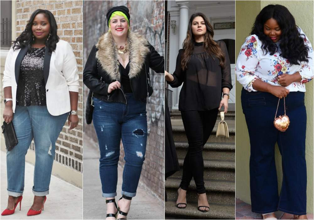 Simply Be Plus Size Denim Campaign- Show Us Your Sass