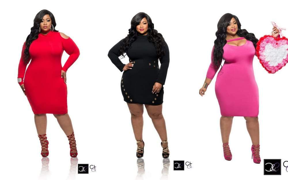 The Chic and Curvy Valentine's Day Plus Size Lookbook
