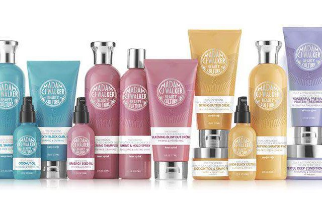Bringing Her Legacy to Modern Day: The Madam C.J. Walker Beauty Culture Collection