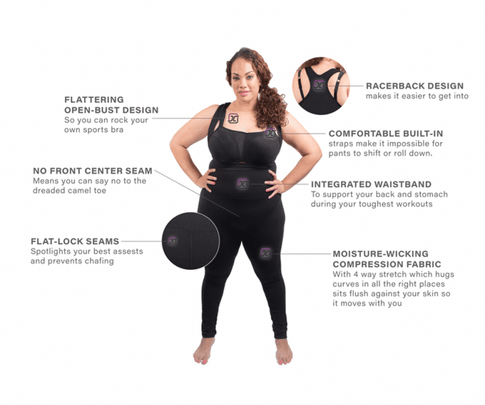 The Oneder Suit 2.0 by Just Curves