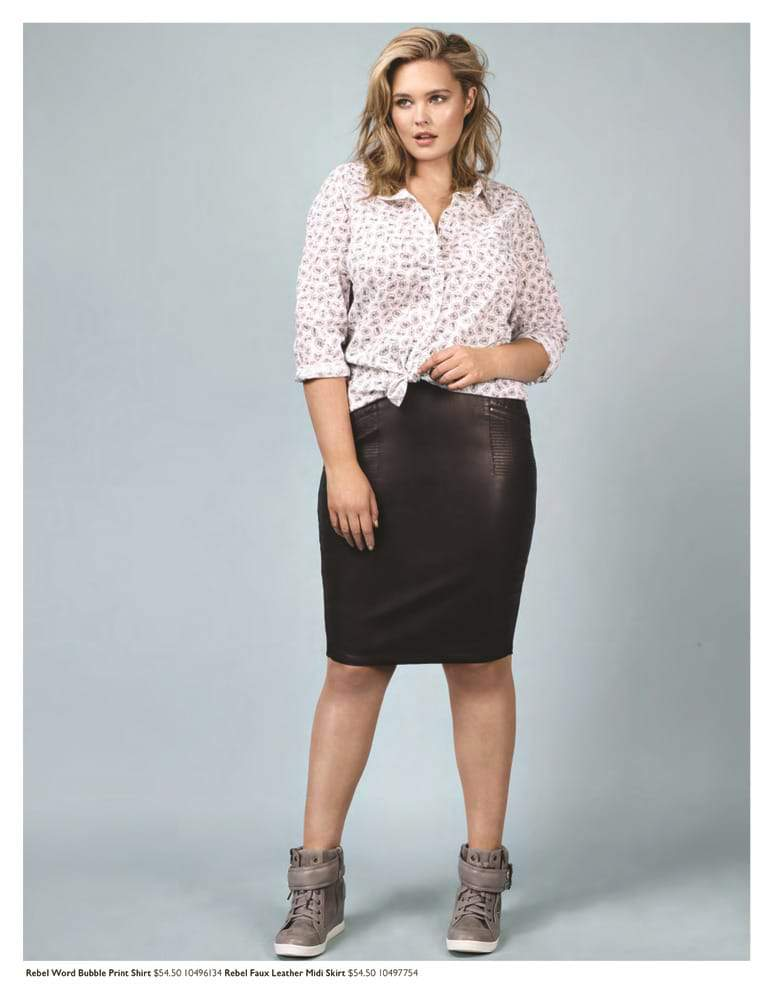 The Rebel Wilson for Torrid spring collection