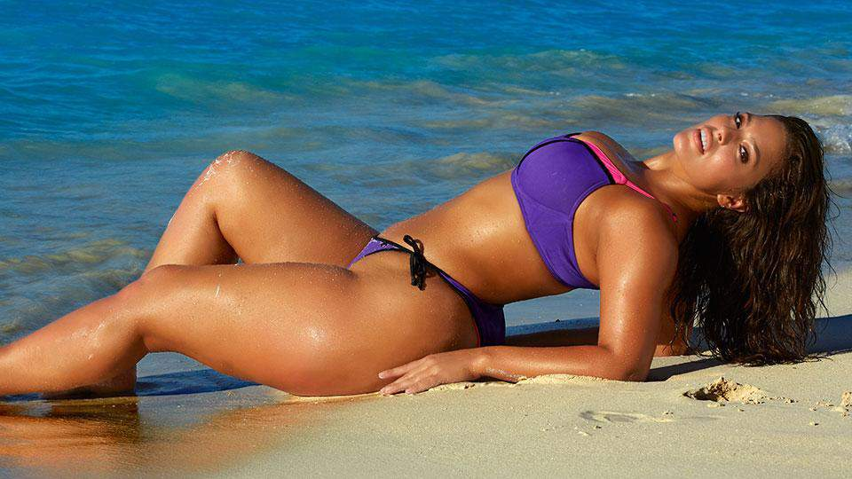 Ashley Graham in Sports Illustrated