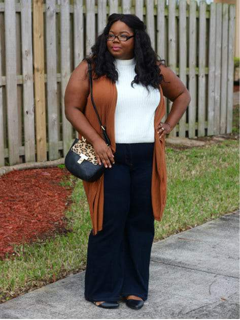 Simply Be Plus Size Denim Campaign- Show Us Your Sass with Chante from Everything Curvy and Chic