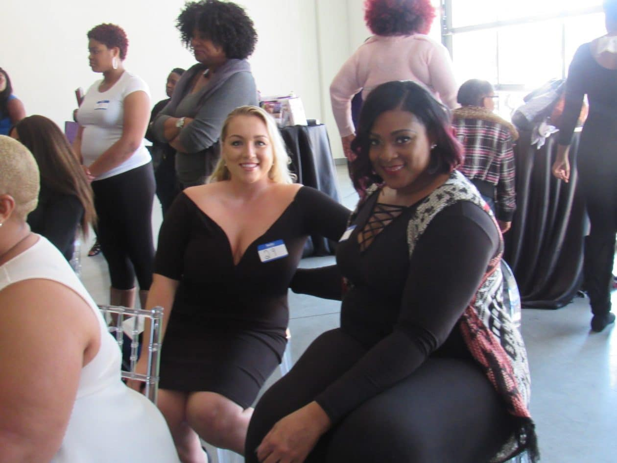 Full Figured Fashion Week Atlanta Casting