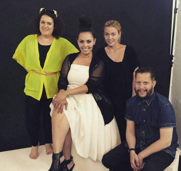 Plus Size Celebrity Stylist Rivke Baum