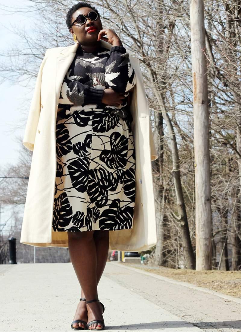 Fashion Blogger Spotlight Mo of Lion Hunter