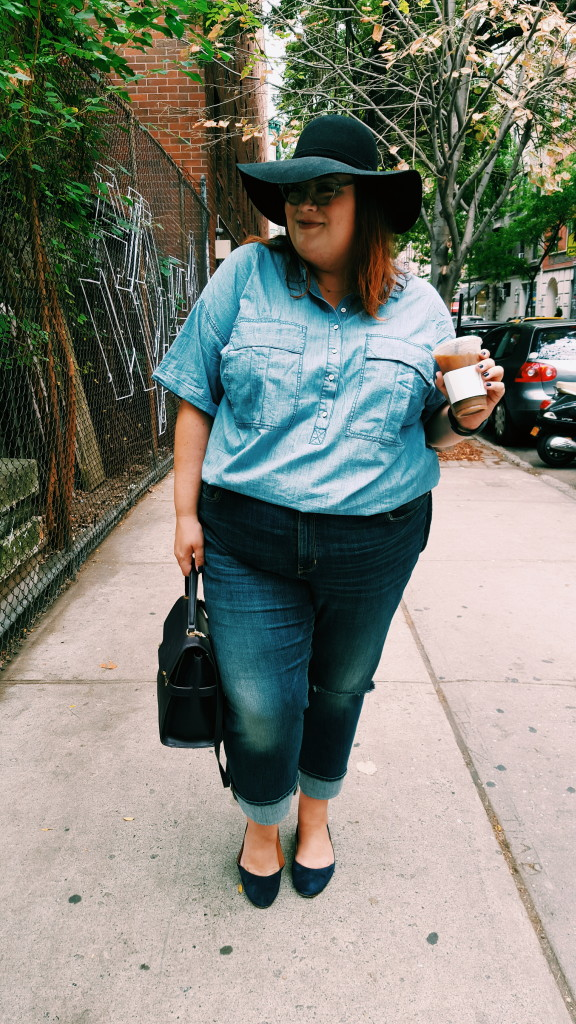 15 Non-Hourglass Plus Size Fashion Bloggers- Style It Online