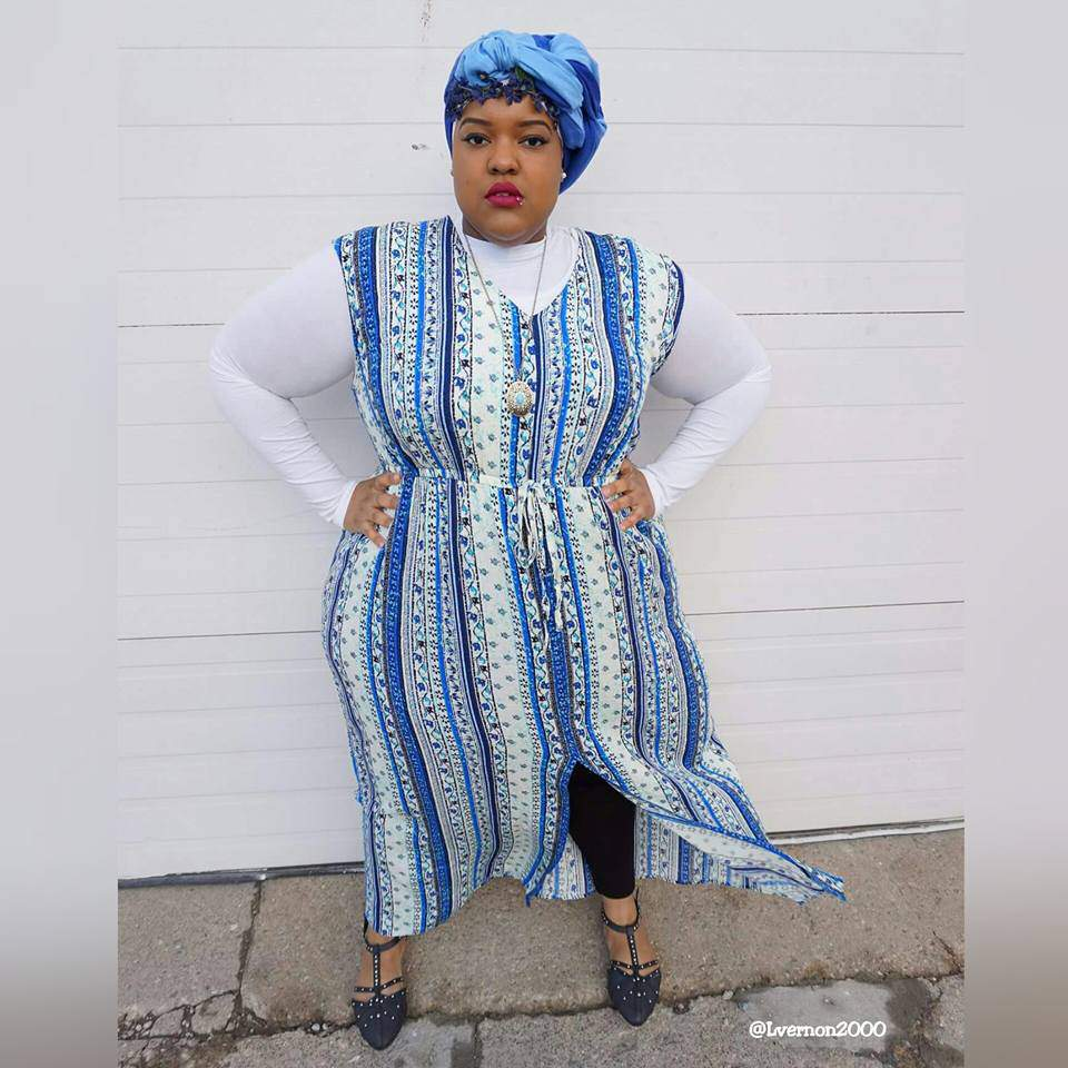 Meet Plus Size Blogger, Leah of Beauty and the Muse!!!!