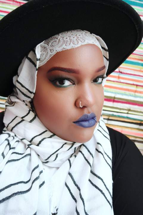 Plus size fashion blogger spotlight- Beauty and the Muse