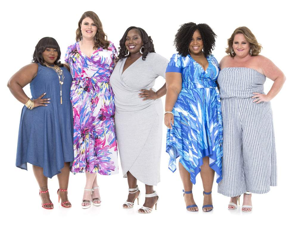 c9ac27ab17b Ashley Stewart Launches   Extends Their New Spring Dress Collection up to  Size 32