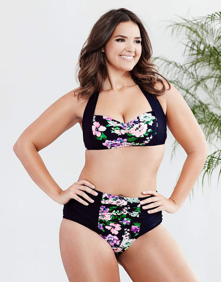 Adore Me Makes a Splash with Plus Size Swimwear