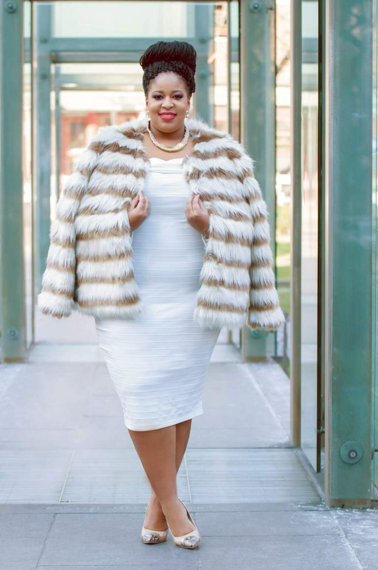 Plus size blogger Char of Chardline