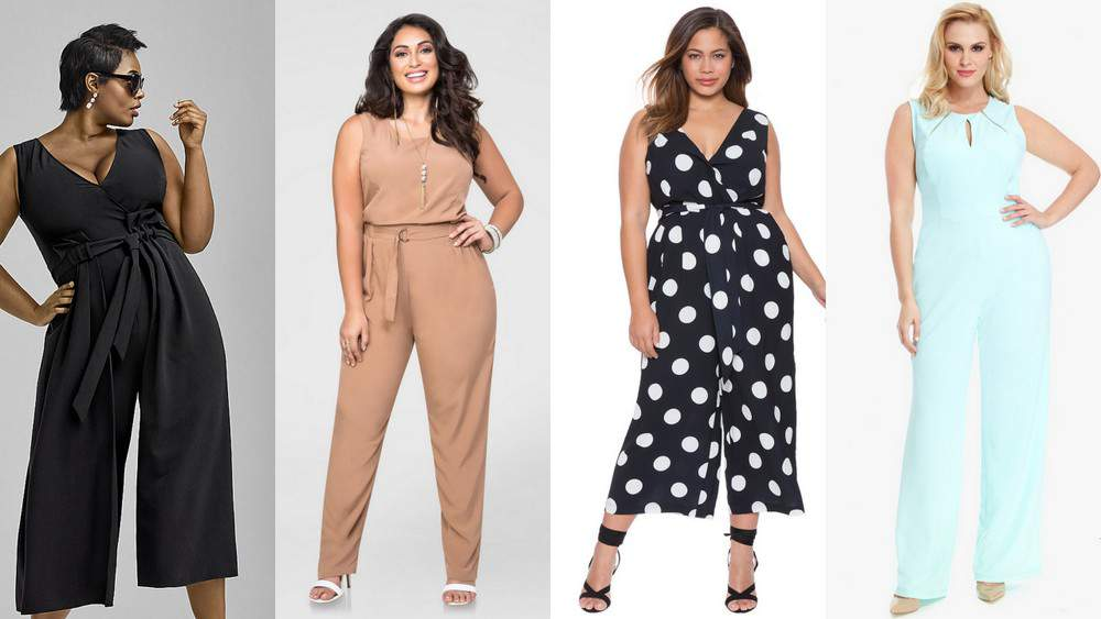Spring Forward with these 11 Plus Size Jumpsuit Wonders