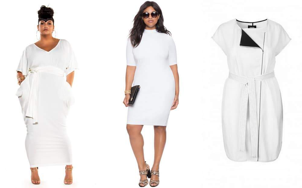 Spring Style: 11 Must Have Plus Size White Pieces for Spring