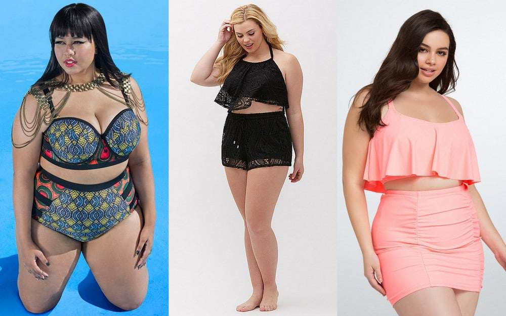 Ready For Swim? 12 Must Have Plus Size Bikinis