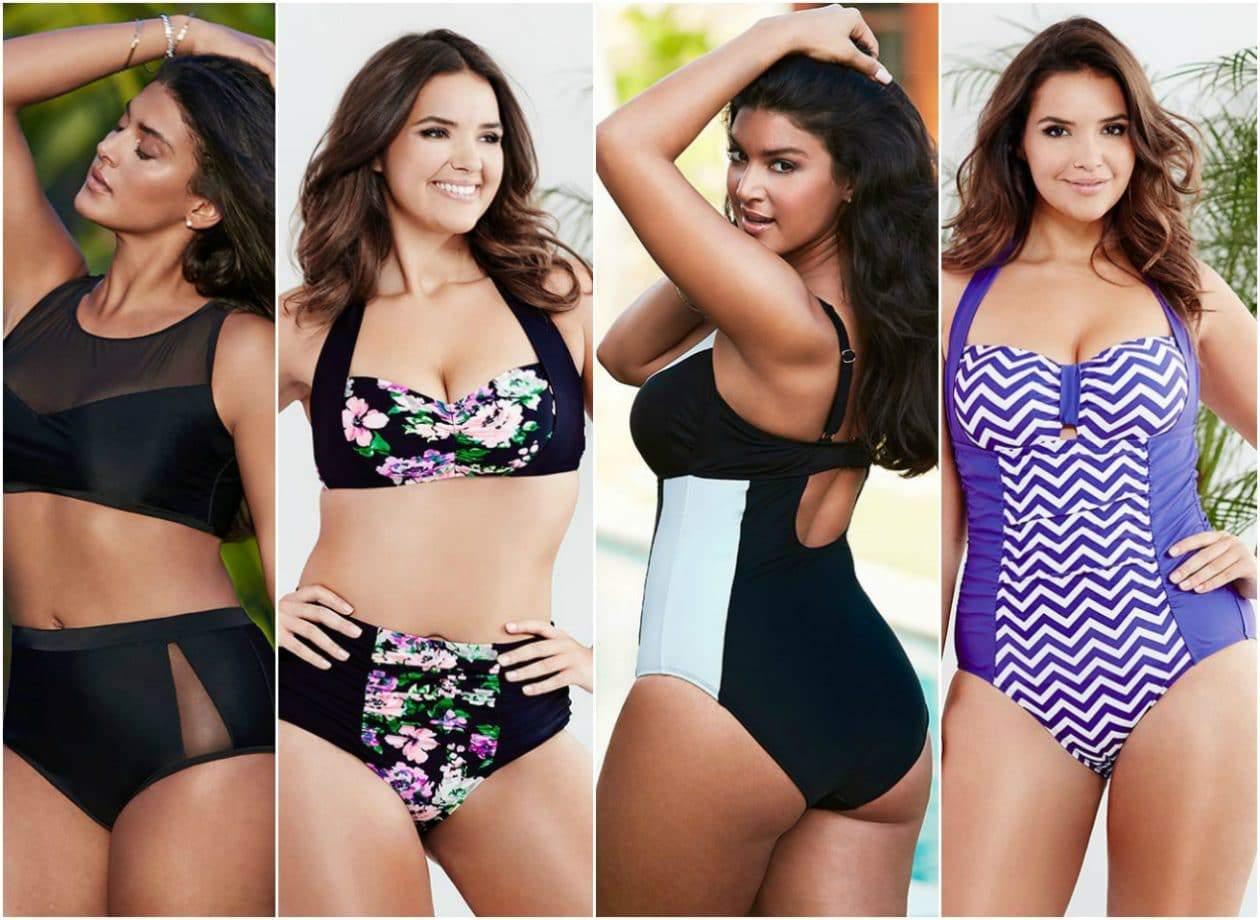 76ea3b133e Make a Splash with the Adore Me Plus Size Swimwear Collection!
