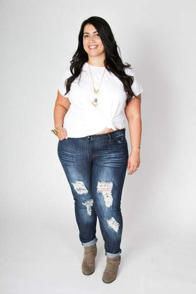 TCFTurns7 Curate your Own Plus Size Collection with Society Plus