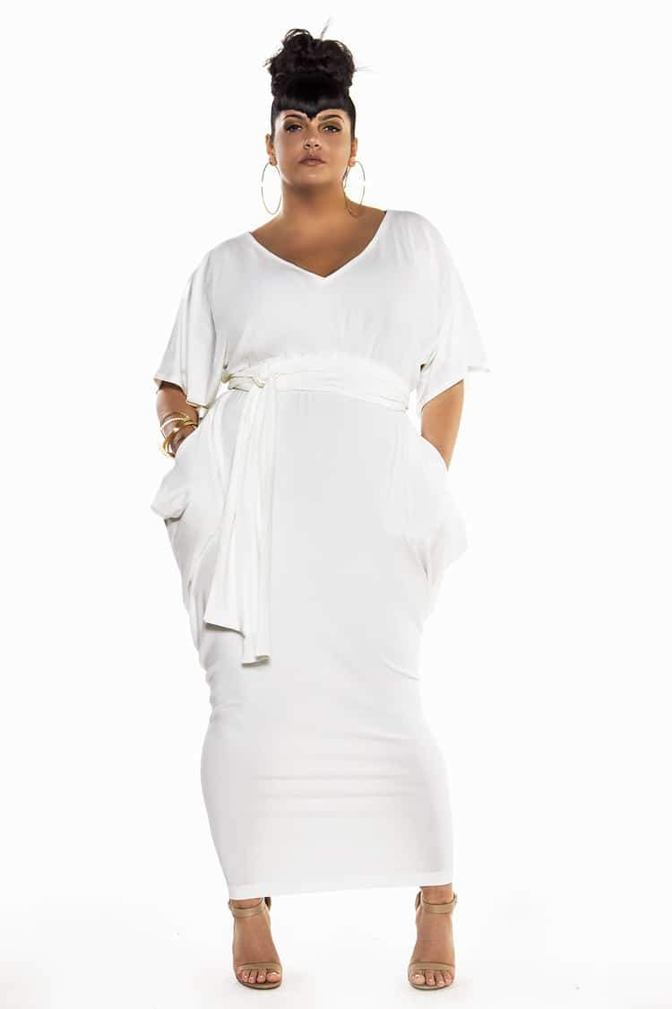 11 Must Have Plus Size White Pieces for Spring | The Curvy Fashionista