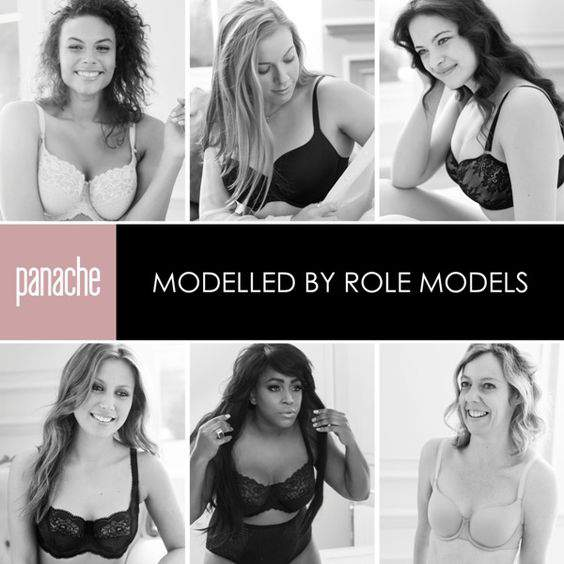 Panache Modeled by Role Models