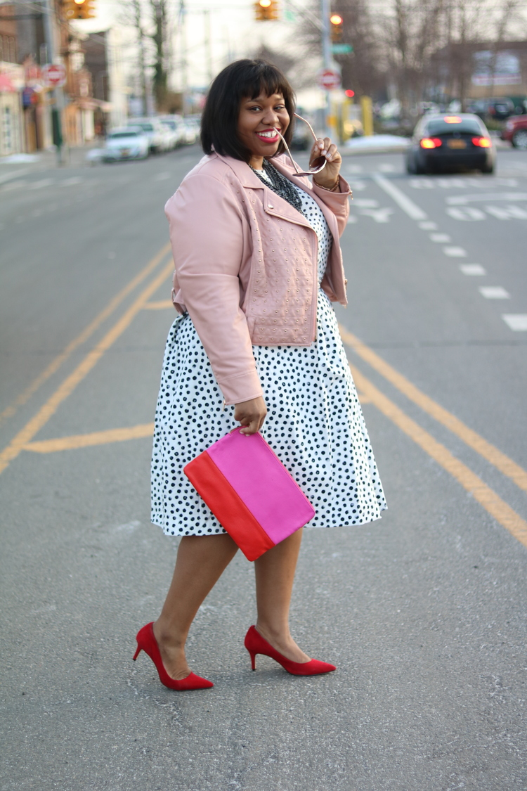 Plus Size Style Blogger, Jami of Style Over Size