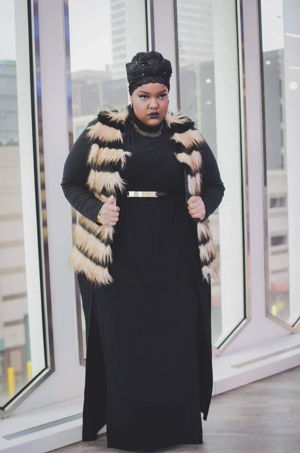 Meet Plus Size Blogger, Leah of Beauty and the Muse!