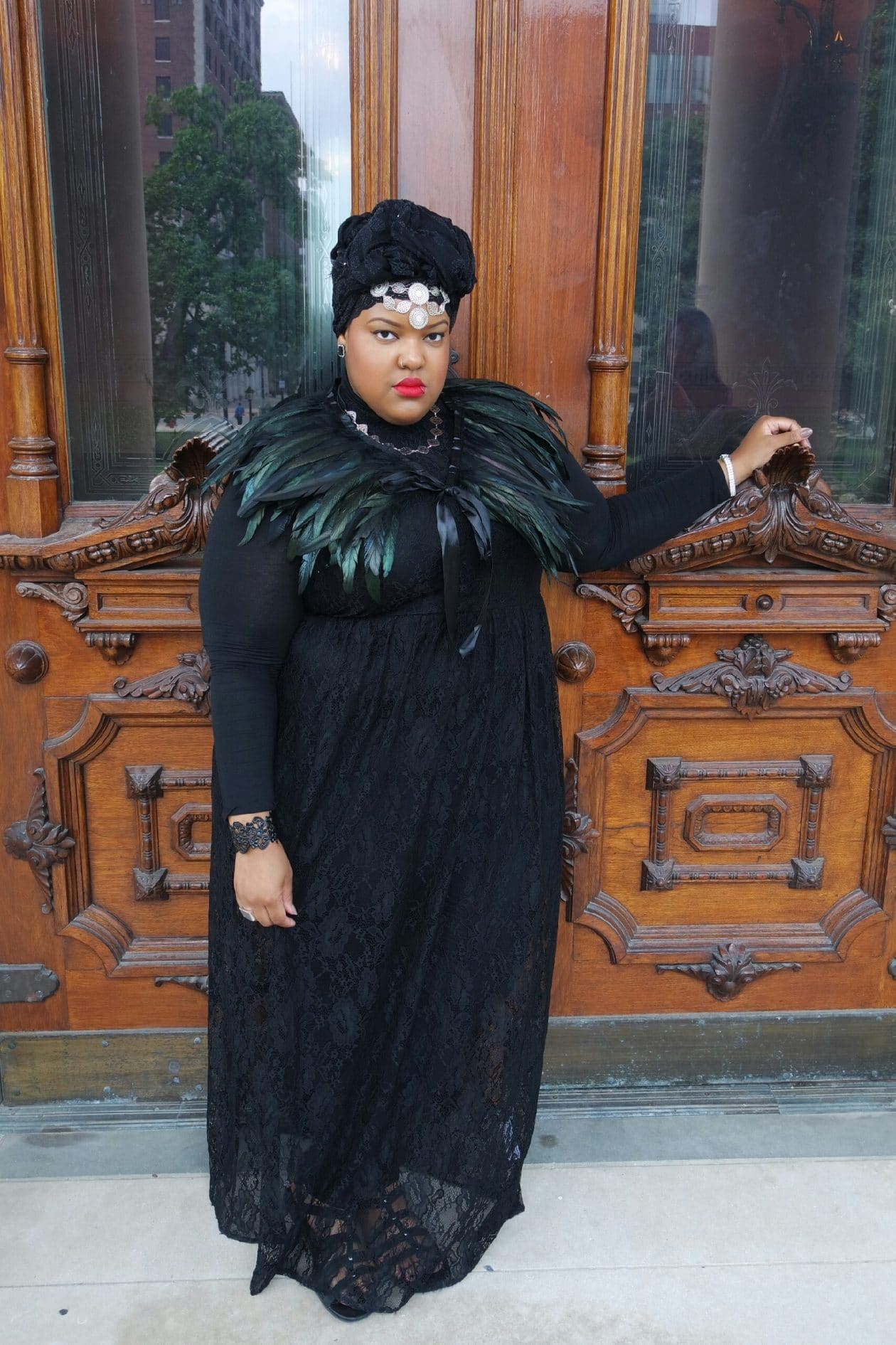 Meet Plus Size Blogger, Leah of Beauty and the Muse