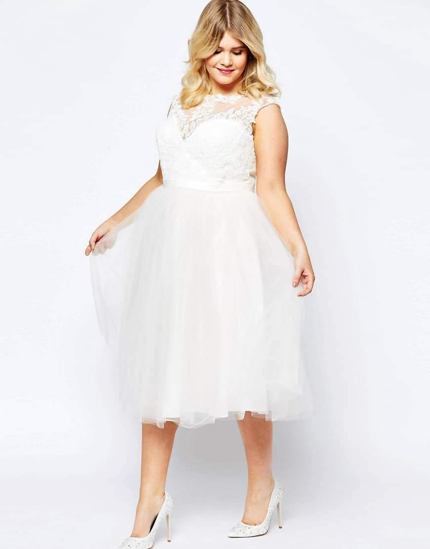 asos wedding dress for the plus size the asos curve bridal collection 1393