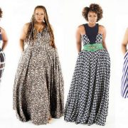 "Atlanta plus size designer, Lavender's Jungle Launches ""Urban Prep"" and a New Website!"