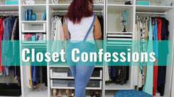 NEW VIDEO: Closet Confessions- 5 New Items in My Closet
