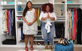 New Video! Accessorize to Maximize with Guest, A Thick Girl's Closet!