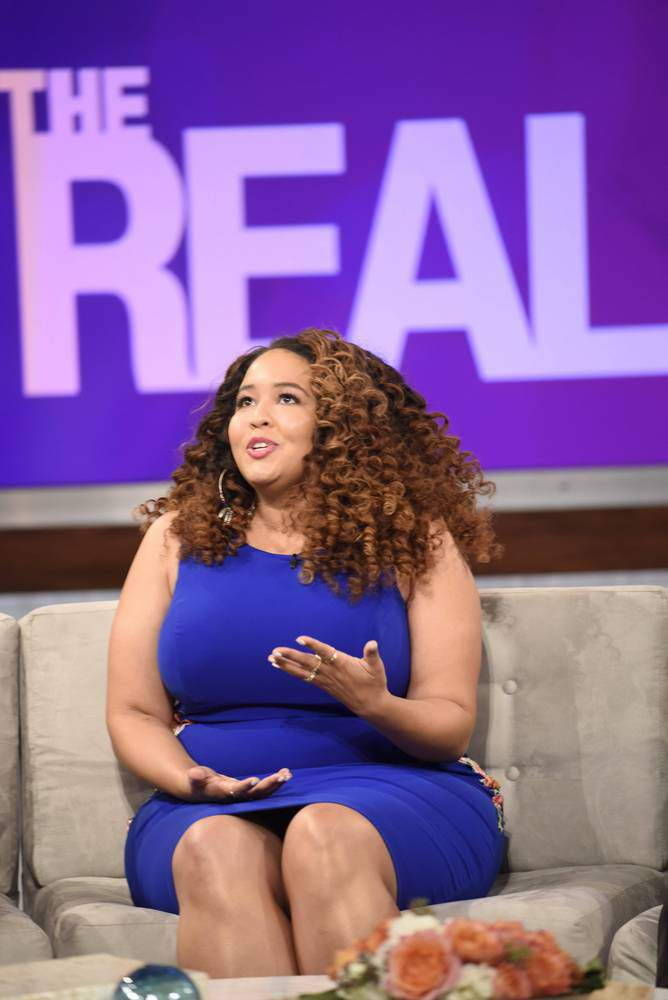 GabiFresh talks plus size swimwear on The Real