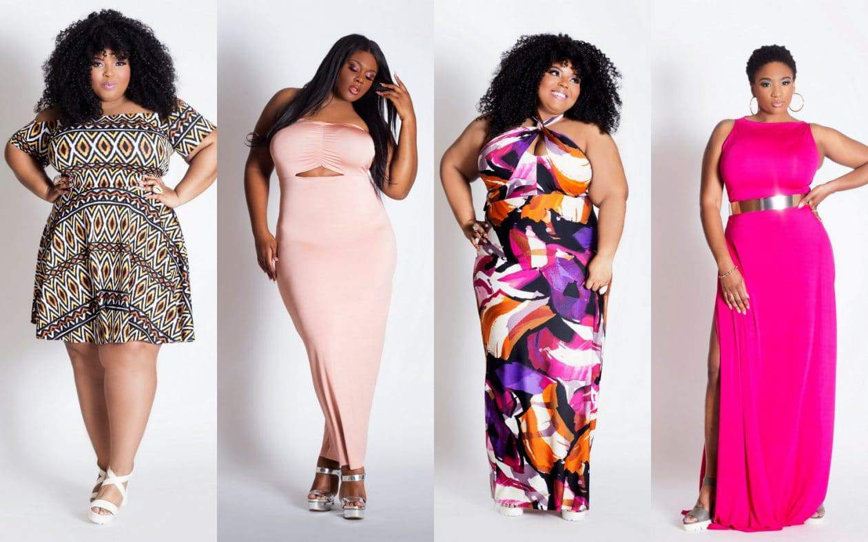 Living Single Plus Size Collection by designer Courtney Noelle