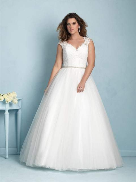 Luxe Bridal Allure Gown