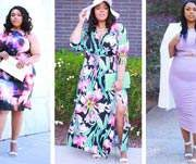 Plus size blogger spotlight- Curves on a Budget