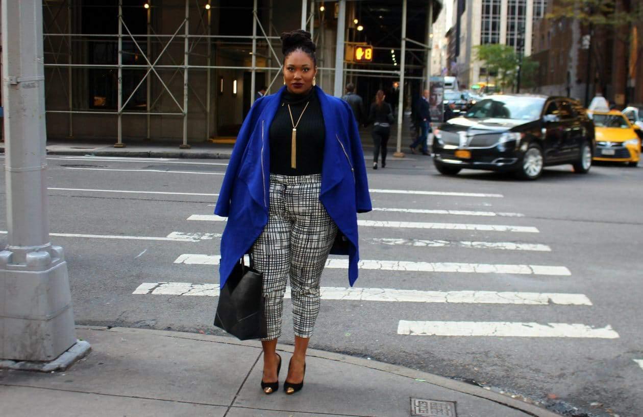 Fashion Blogger Spotlight: Shay of A Thick Girl's Closet