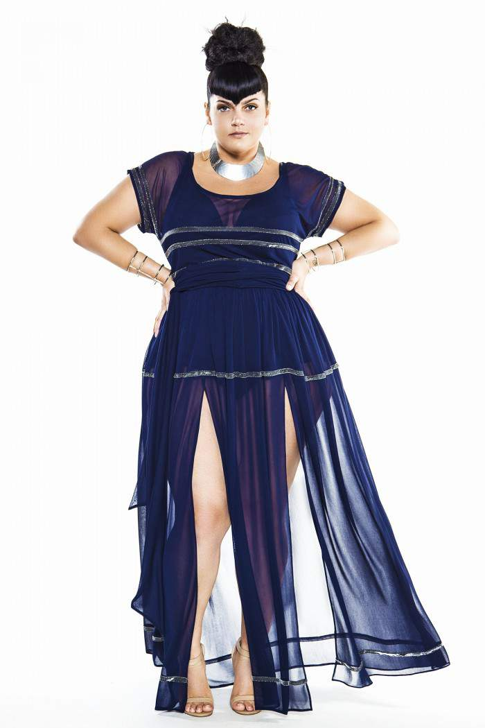 Jibri Drops These HOT Plus Size Swim Cover-ups