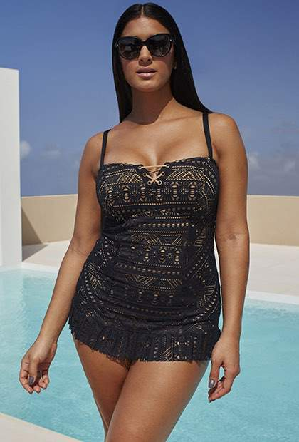 Becca ETC La Boheme Swimdress