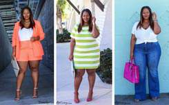 Plus Size Blogger Spotlight- Trendy Curvy