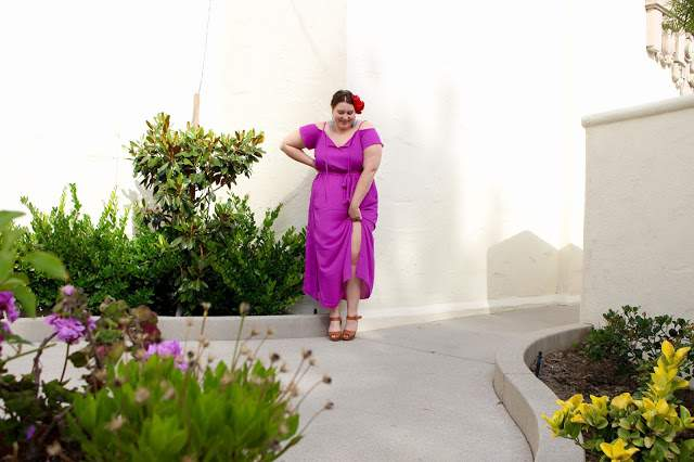 10 Plus Size Bloggers, Models and Social Babes Werking The Maxi Dress