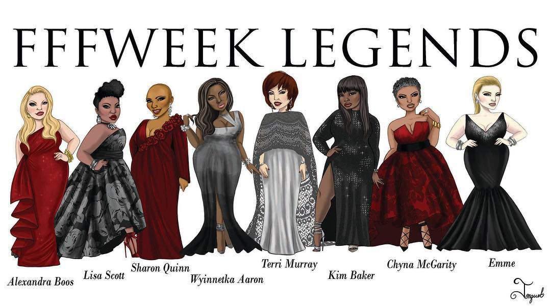 Around FFFWeek: The Legends Showcase
