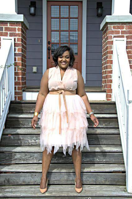Meet Plus Size Style Blogger, Nikki of NikkiFree Style!!!