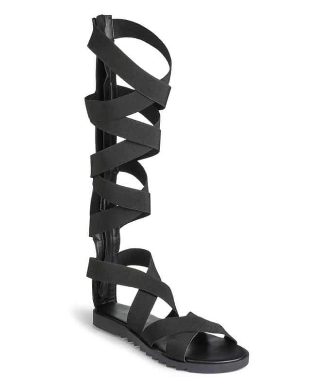 Sole Diva Elasticated Sandals at SimplyBe