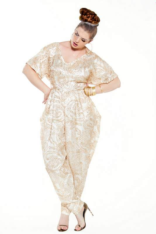 The Jibri Plus Size Bridal Collection