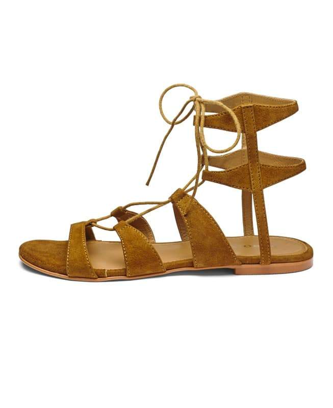 Vero Moda Lace Up Sandals