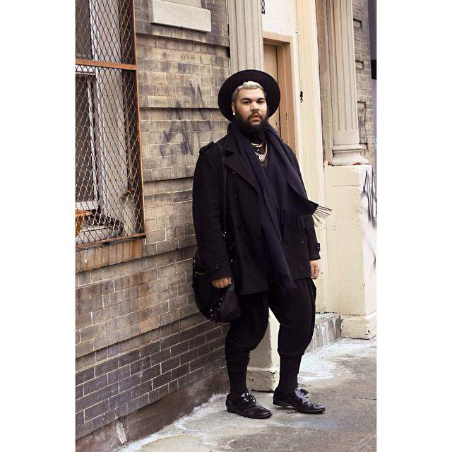 big & tall: 11 dapper and stylish plus size men on instagram you