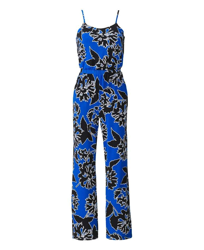 Simply Be Floral Jumpsuit