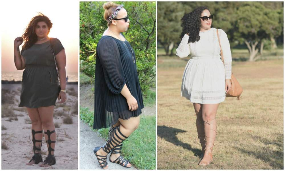 Looking for a Few Wide Calf Gladiators? Here's 15 fly ones + Some Outfit Inspiration!