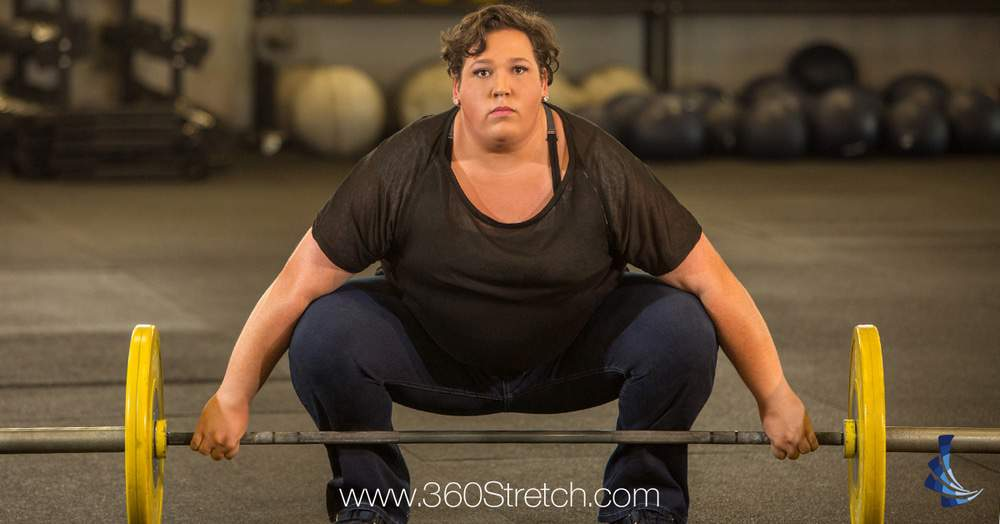 First Look: 360 Stretch Taps Sarah Robles in their #StrongLikeSarah Denim Campaign