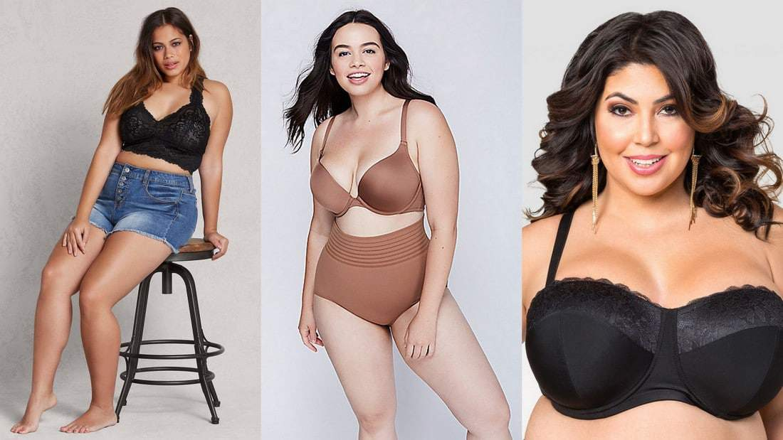 86fa4aae4b5c9b What To Wear Under There  The 4 Styles of Plus Size Bras to Rock ...