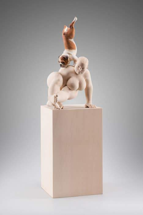 Matthias Verginer- Plus Size Art Balance